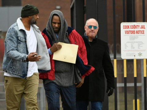 R Kelly released after owed $161,000 in child support is paid by someone else