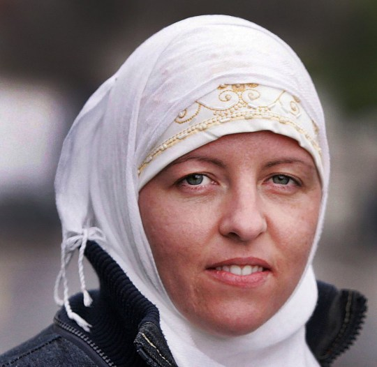 Lisa Smith from Dundalk who is now a Muslim and detained in Syria Photo Tom Conachy Pictures sent for ONE USE ONLY - NO LIBRARY - NO RESALE - NO ONLINE INTERNET - Copyright remains at all times that of Tom Conachy