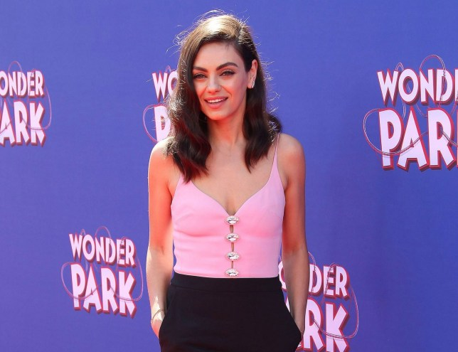 Wonder Park - Los Angeles Premiere - Arrivals. 10 Mar 2019 Pictured: Mila Kunis. Photo credit: MEGA TheMegaAgency.com +1 888 505 6342