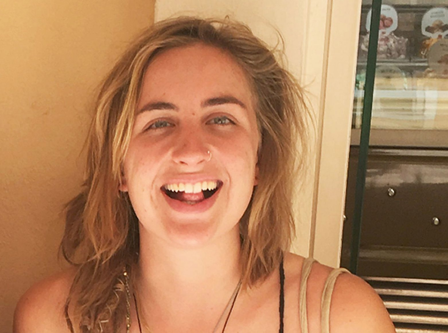 Undated handout photo issued by the Lucie Blackman Trust of missing 23 year old Catherine Shaw last seen in Guatemala. PRESS ASSOCIATION Photo. Issue date: Monday March 11, 2019. See PA story MISSING Guatemala. Photo credit should read: Lucie Blackman Trust /PA Wire NOTE TO EDITORS: This handout photo may only be used in for editorial reporting purposes for the contemporaneous illustration of events, things or the people in the image or facts mentioned in the caption. Reuse of the picture may require further permission from the copyright holder.