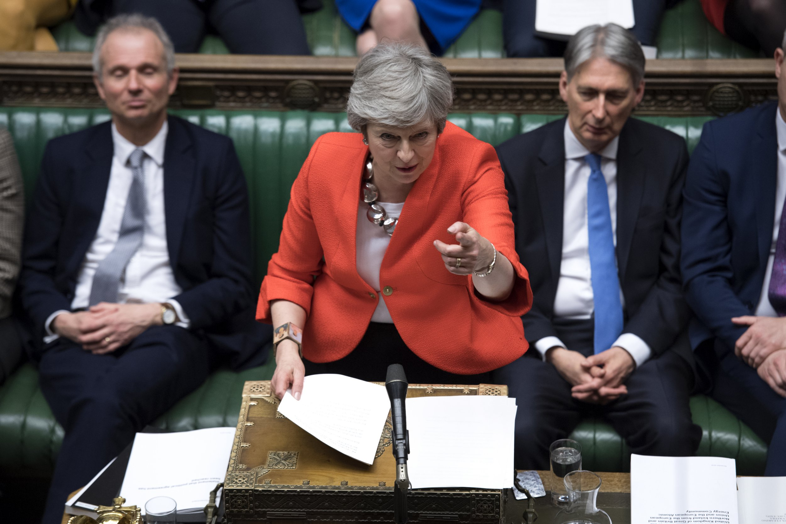 Third meaningful vote won't happen tomorrow as Brexit chaos continues