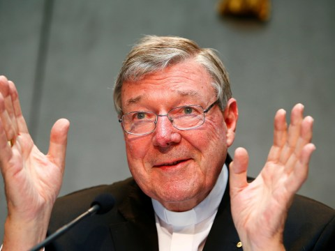 Cardinal George Pell jailed for six years for abusing choirboys he caught drinking communion wine