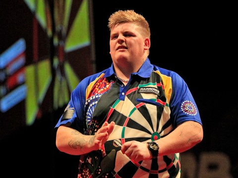 Corey Cadby returns to PDC action this weekend and says: 'Everybody's afraid of me'