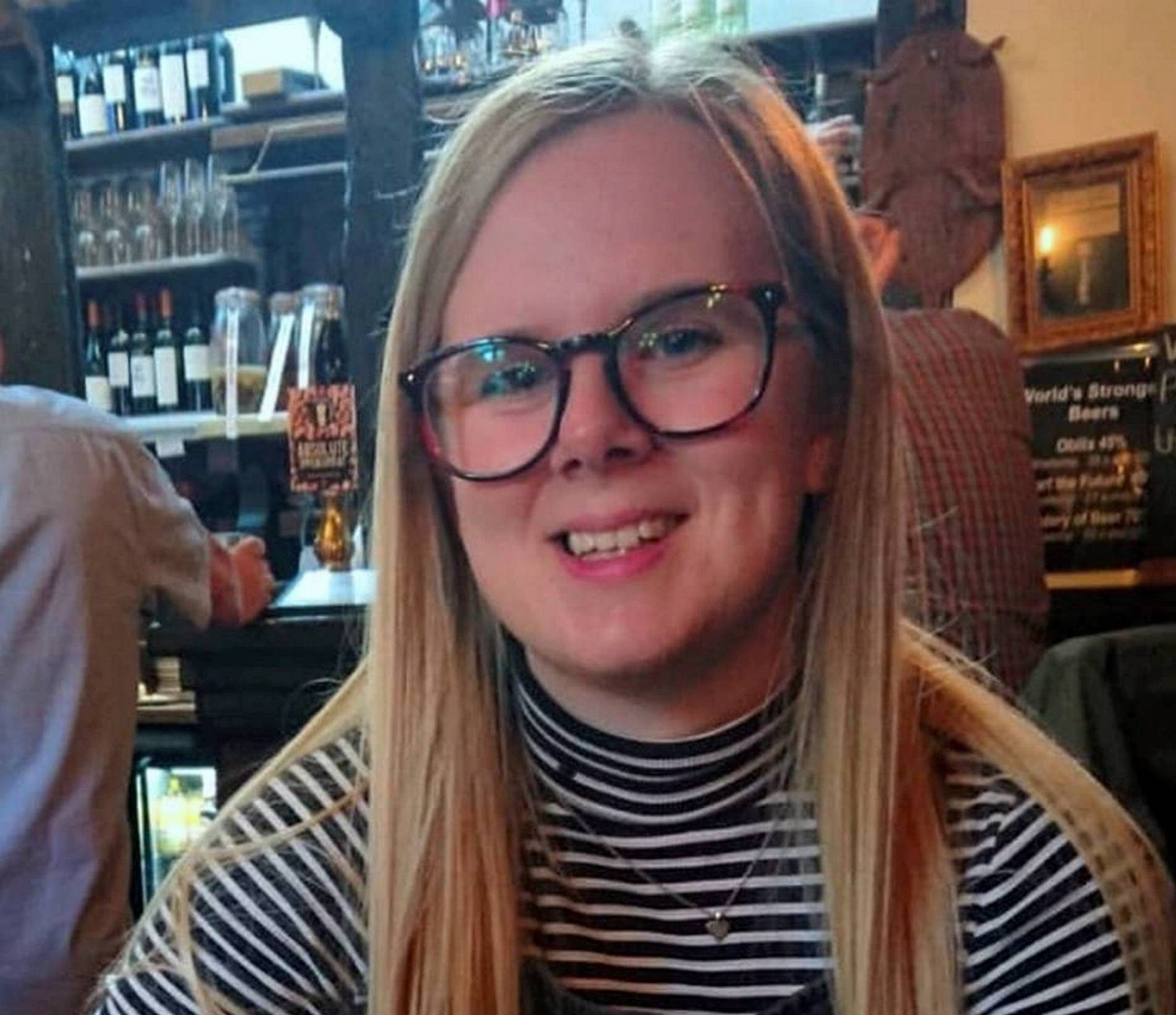 Dated: 14/03/2019 Vegetarian Rebecca Ball, 23, from Billingham, County Durham, was left 'disgusted' after a veggie wrap meal that she ordered from McDonald's contained chicken. See story North News