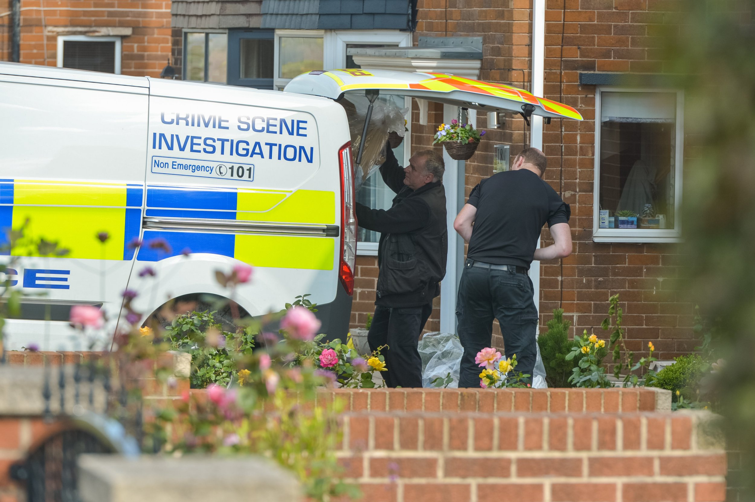 Pensioner, 83, admits stabbing husband, 85, to death in their home