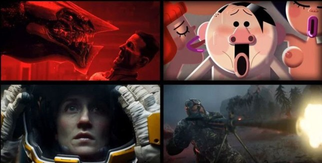 Love Death and Robots review Picture: Netflix