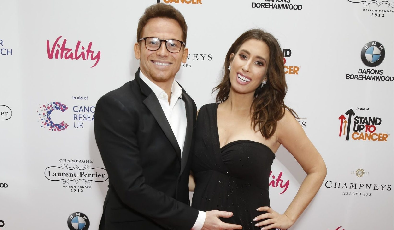 Joe Swash admits he accidentally showed girlfriend Stacey Solomon's sons porn