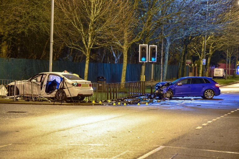 Wolverhampton crash leaves two children dead after Birmingham New