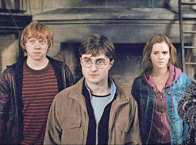 JK Rowling to release four new Harry Potter books