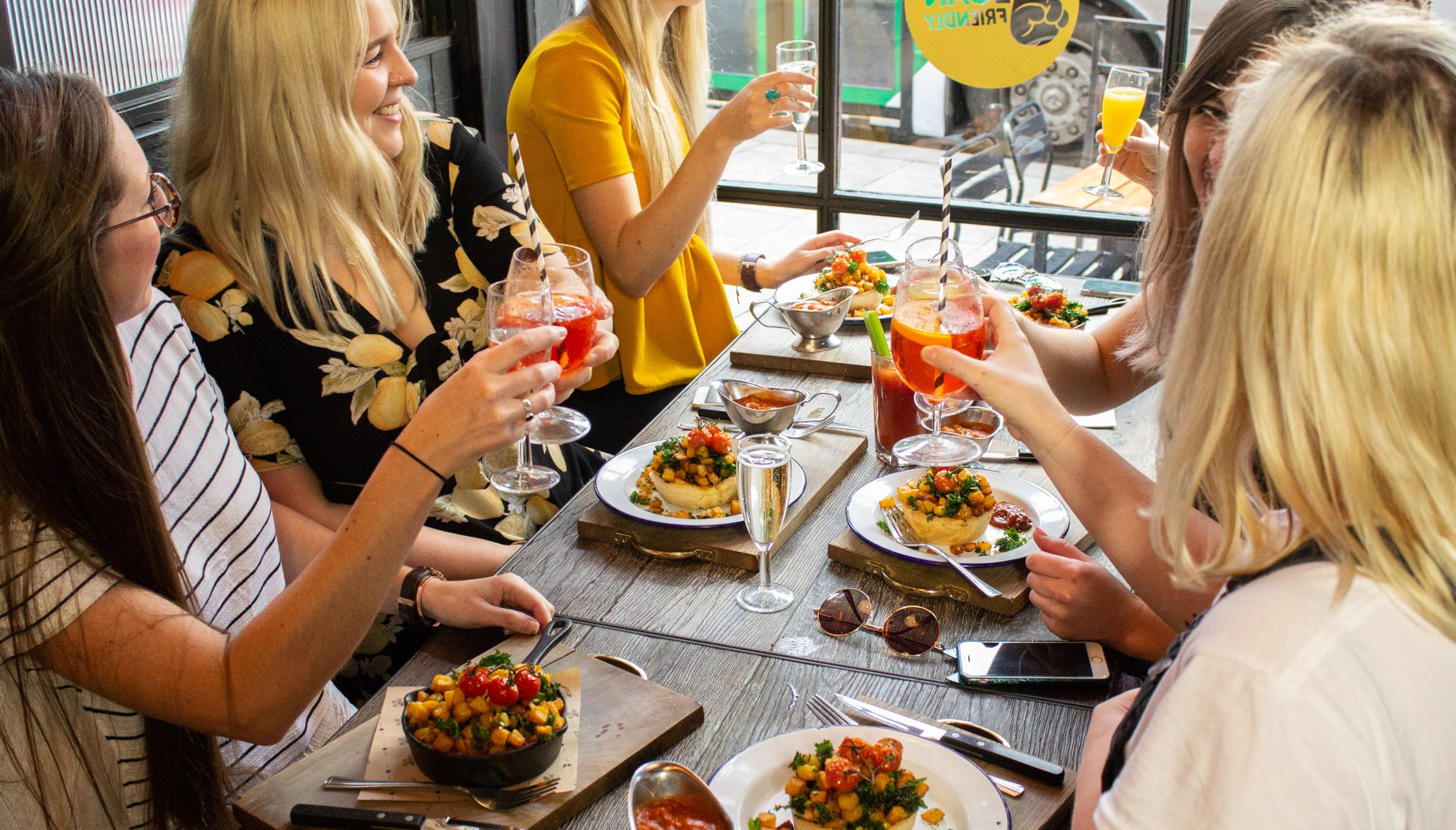 Pieminister is hosting a bottomless brunch with breakfast pies and cocktails
