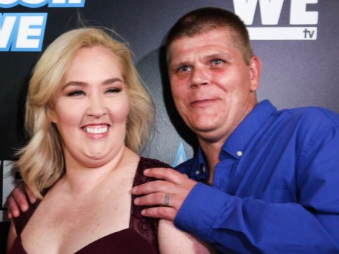 Mama June 'wants boyfriend back after domestic abuse arrest' as she is partially blind