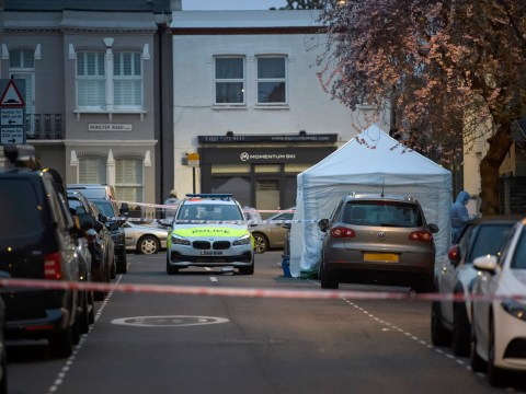 Man stabbed to death during street fight in London