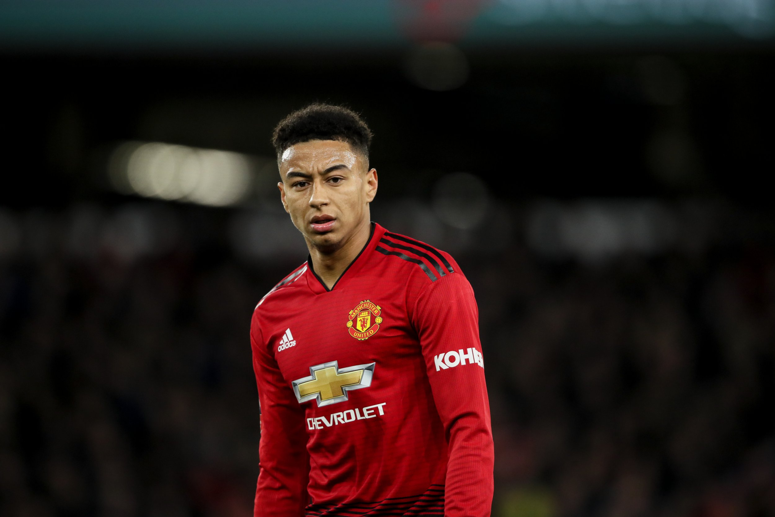 Arsenal Fans Mock Jesse Lingard After Manchester Uniteds Fa Cup Defeat To Wolves