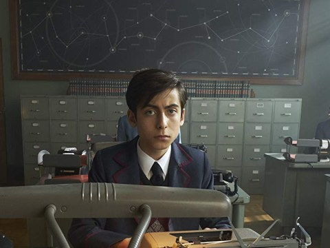Aidan Gallagher leaves The Umbrella Academy fans speculating over future of show after cryptic tweet