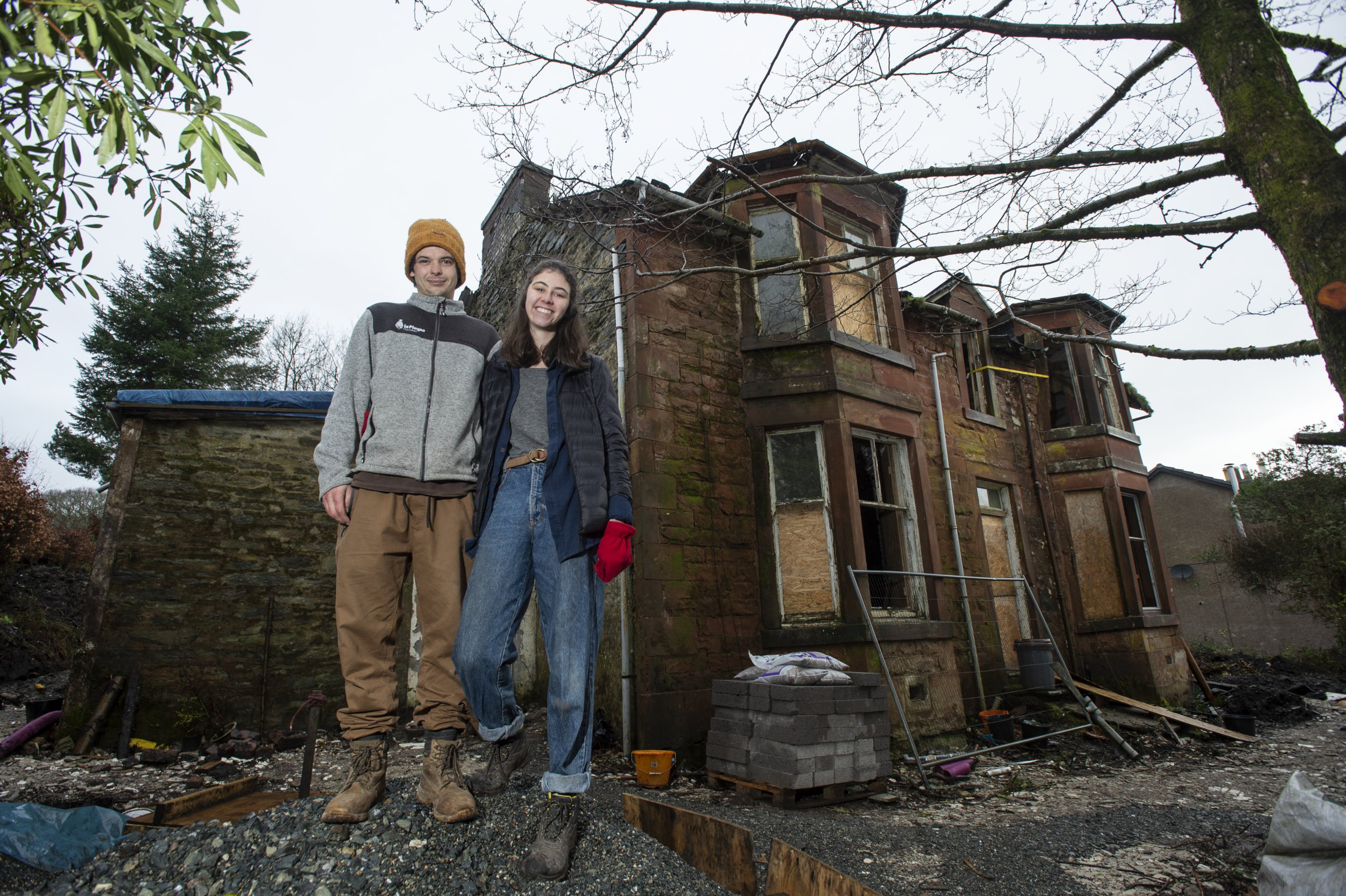 Couple accidentally buy 120-year-old mansion instead of flat