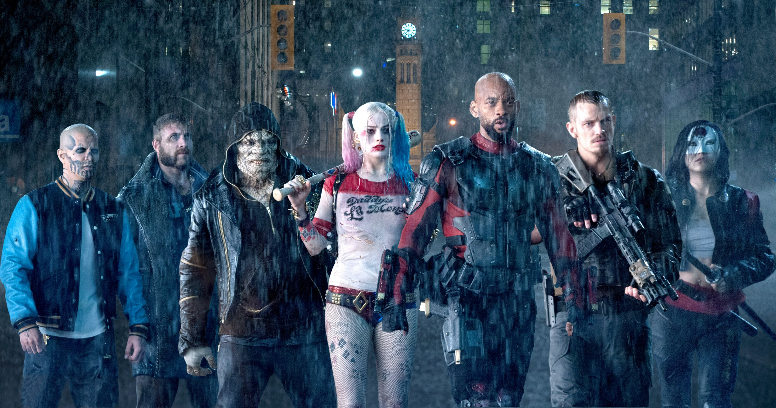 James Gunn's new Suicide Squad movie will be a 'total reboot' not a sequel