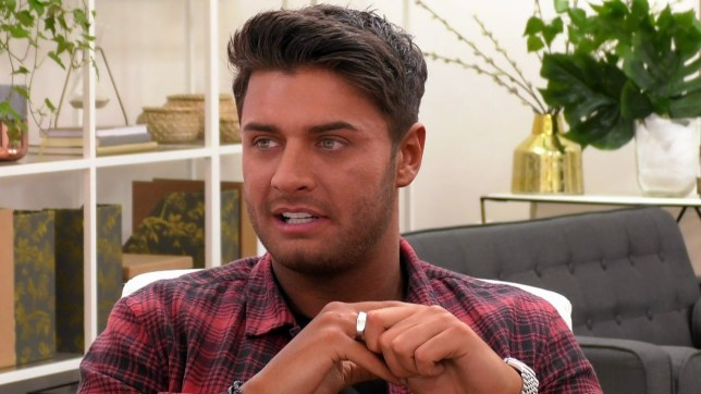 Celebs Go Dating. Broadcast on E4 Featuring: Mike Thalassitis When: 27 Feb 2018 Credit: Supplied by WENN **WENN does not claim any ownership including but not limited to Copyright, License in attached material. Fees charged by WENN are for WENN's services only, do not, nor are they intended to, convey to the user any ownership of Copyright, License in material. By publishing this material you expressly agree to indemnify, to hold WENN, its directors, shareholders, employees harmless from any loss, claims, damages, demands, expenses (including legal fees), any causes of action, allegation against WENN arising out of, connected in any way with publication of the material.**