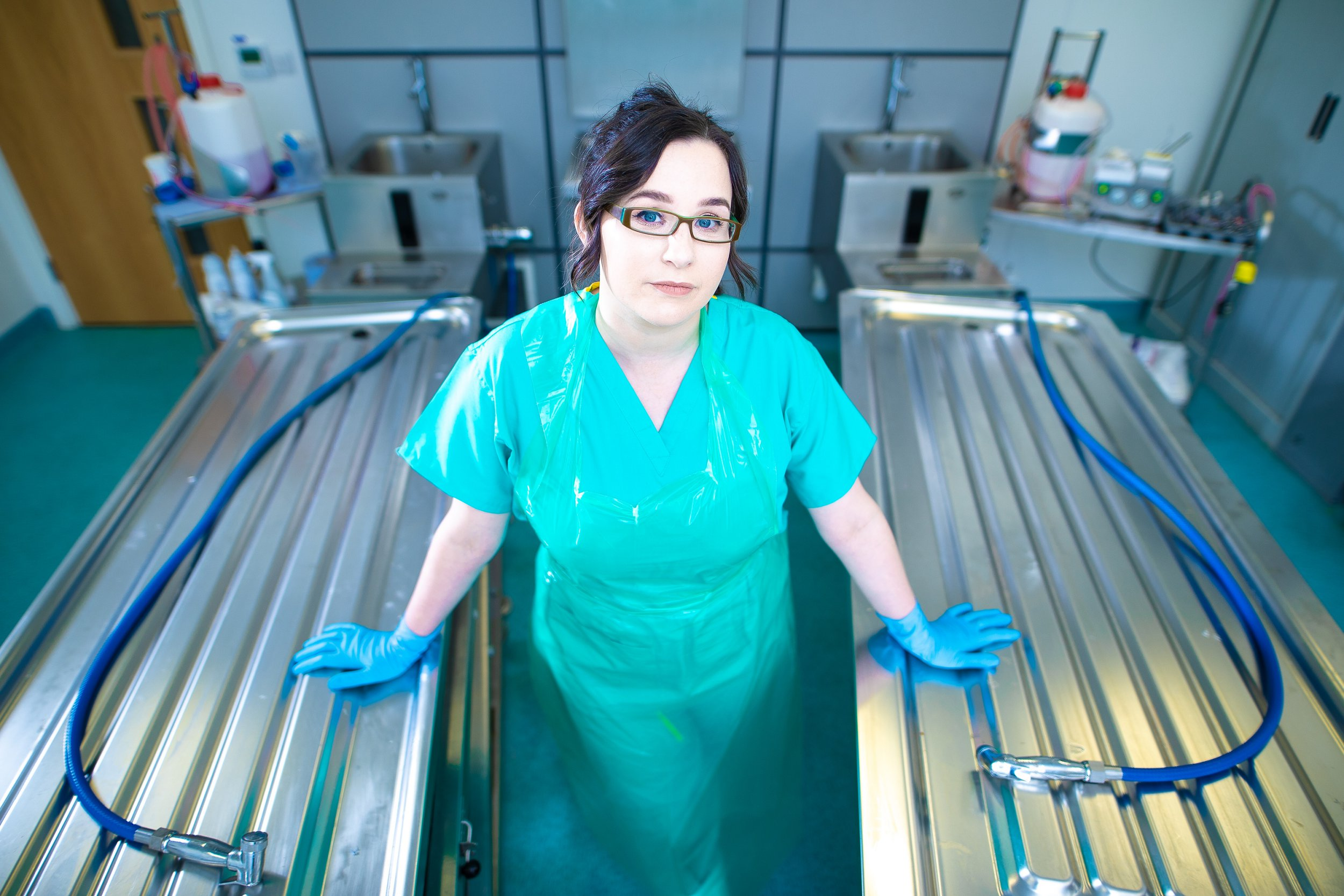 My Odd Job: Embalming bodies is a privilege for me, and a comfort to grieving families