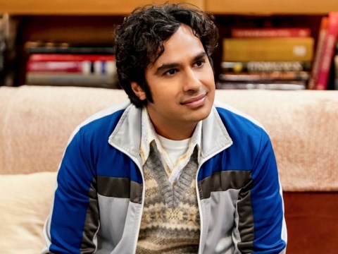 The Big Bang Theory's Kunal Nayyar opens up about anxiety and sadness over sitcom's season 12 finale