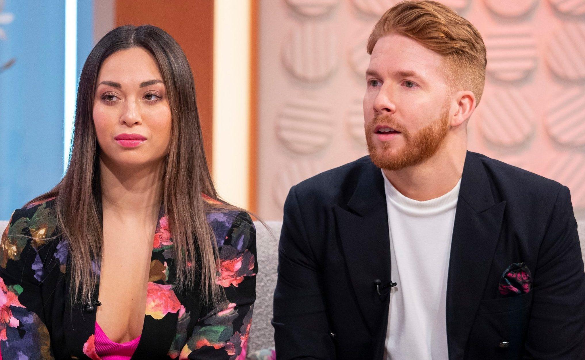 Strictly Come Dancing's Neil Jones reveals dream celeb dance partner for wife Katya