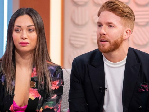 Strictly Come Dancing's Neil Jones reveals dream celeb dance partner for wife Katya