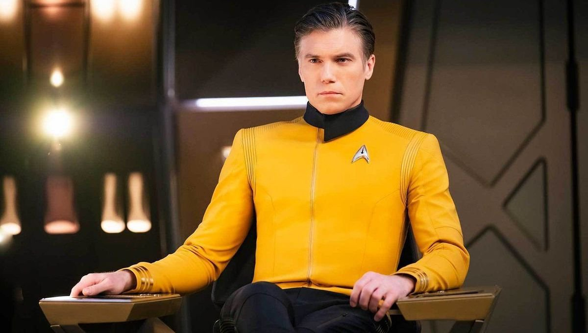Star Trek Discovery's Anson Mount says goodbye to Captain Pike ahead of season 2 finale