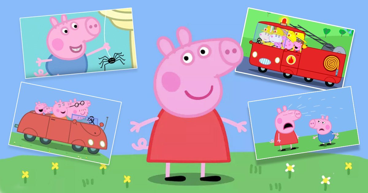 Five other Peppa Pig controversies as show faces sexism row over use of the word 'fireman'