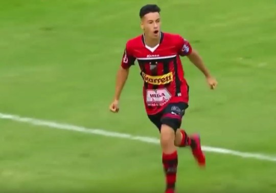 Image result for gabriel martinelli