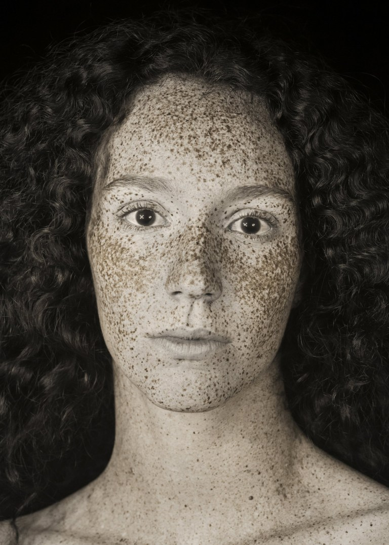 Shocking ultraviolet portraits reveal the real extent of sun