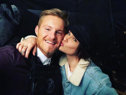 Vikings co-stars and lovers Alexander Ludwig and Kristy Dinsmore get mushy and give us all the feels