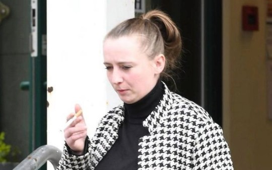 Jade Coles bit a boy's leg during bizarre horseplay. See SWNS story SWPLbite - Drunk mum sentenced for BITING teenage boy while play fighting during a sleepover. A woman who bit a teenage boy?s leg during a sleepover while play-fighting has been ordered to do unpaid work. Jade Coles, aged 27, latched on to the 13-year-old in what a judge called an ?unpleasant? incident. Coles, who had been drinking, also swung a blow at the boy, her trial at Plymouth Crown Court heard last month.