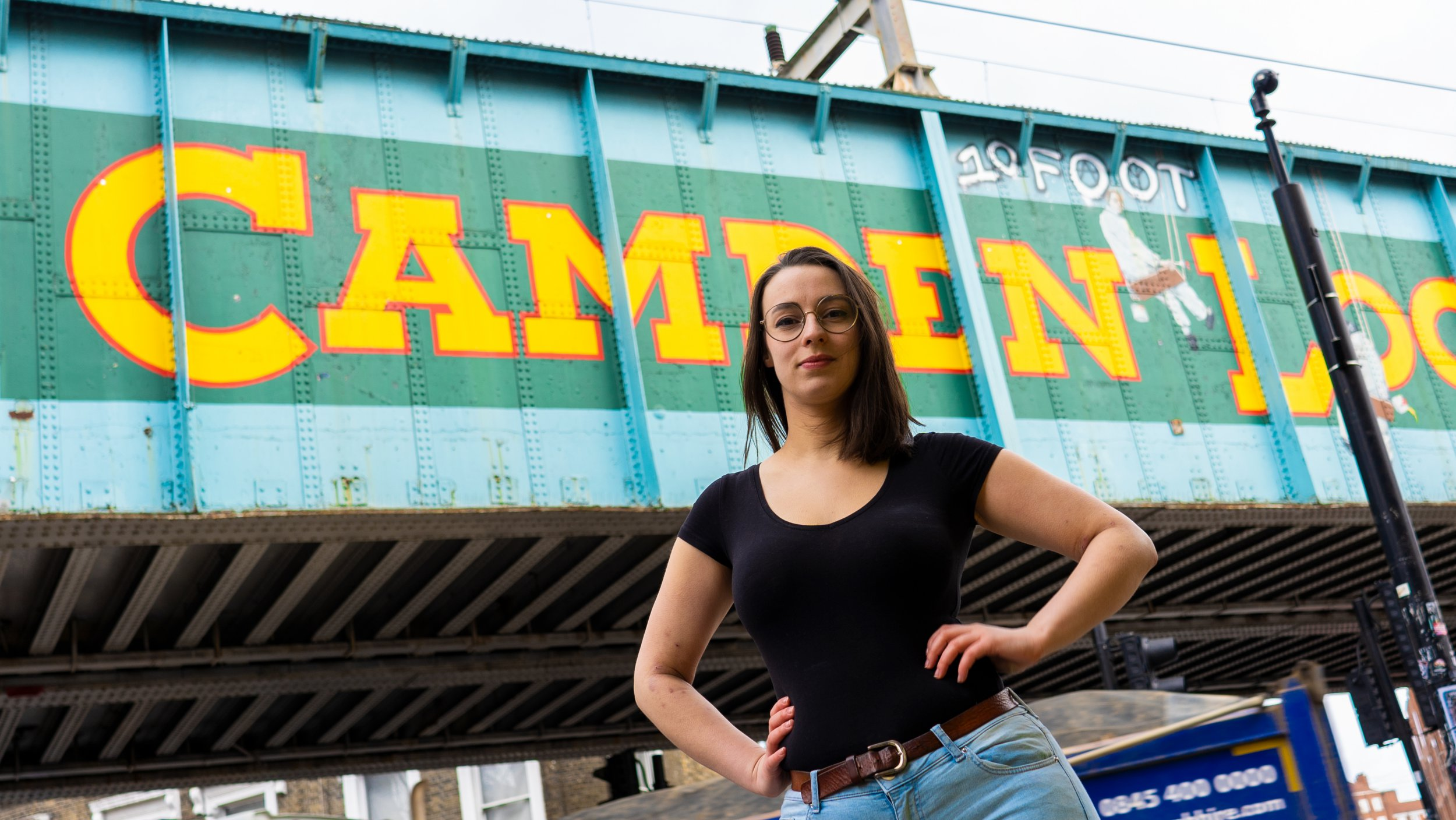 Woman launches crowdfunding campaign to create world's first vagina museum in Camden Market