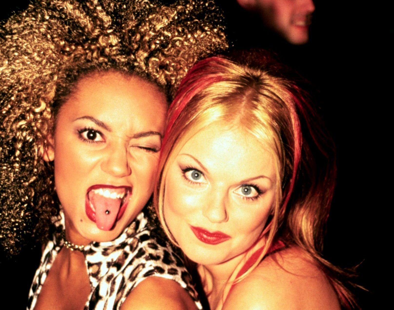 Geri Halliwell and Mel B had 'a fire and ice relationship' during alleged romance