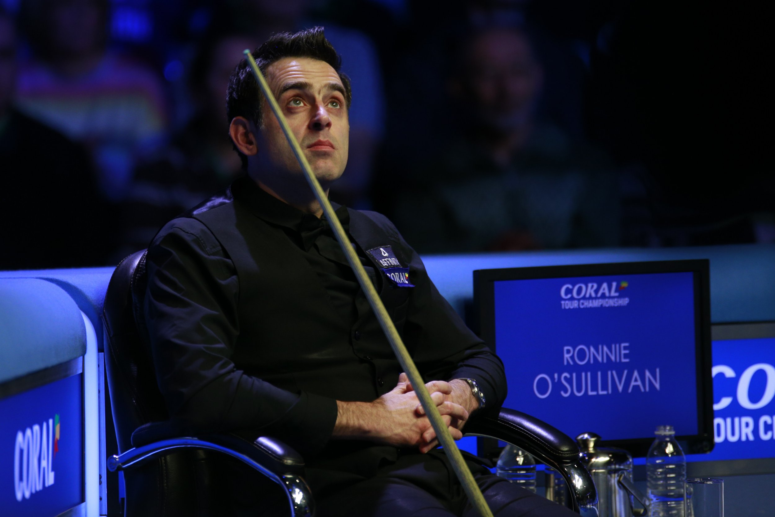 'There's a reason Ronnie O'Sullivan hasn't won the Snooker World Championship for six years', says Matt Selt