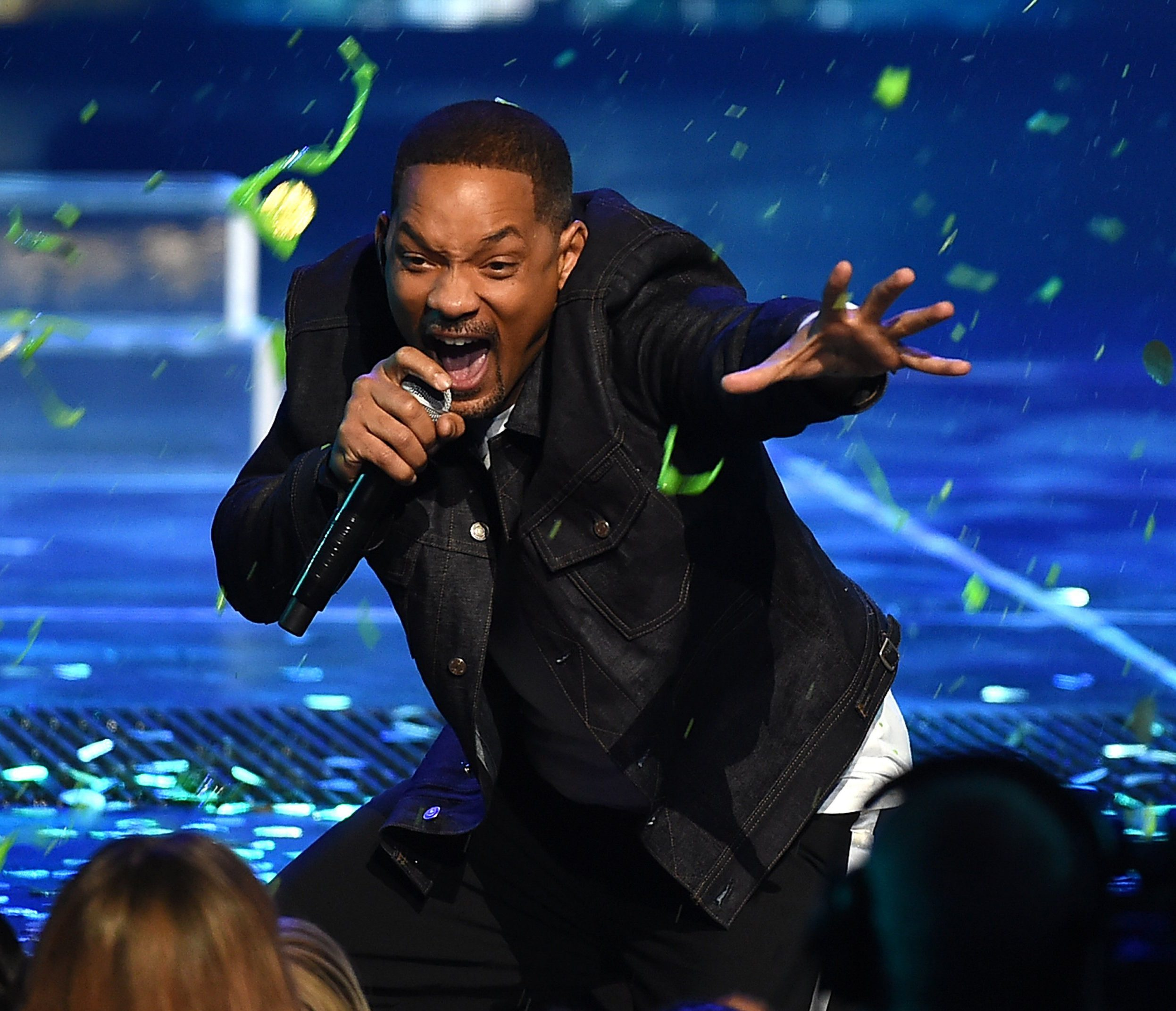 Will Smith reveals fresh Aladdin trailer at Kids' Choice Awards that everyone actually seems to like