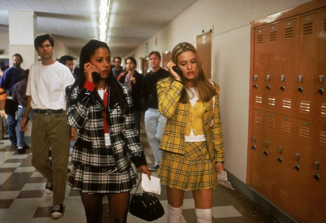 Alicia Silverstone talks about Brittany Murphy Clueless (1995)