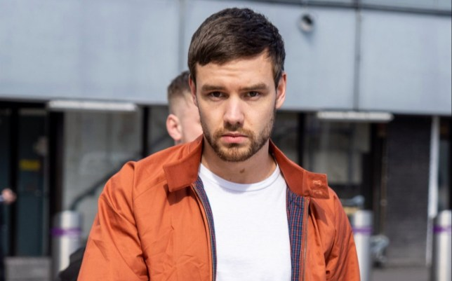25 March 2019 - EXCLUSIVE. Liam Payne flies into Heathrow Airport after performing in Dubai. Credit: GoffPhotos.com Ref: KGC-196 **Exclusive to GoffPhotos.com - Newspapers Allrounder - Express Papers MUST call before use - Mags Double Space Rates - Web/Online Must Call Before Use**