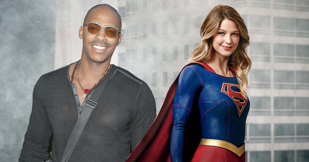 Supergirl's Mehcad Brooks admits DC Comics character made him realise how 'sexist' he was