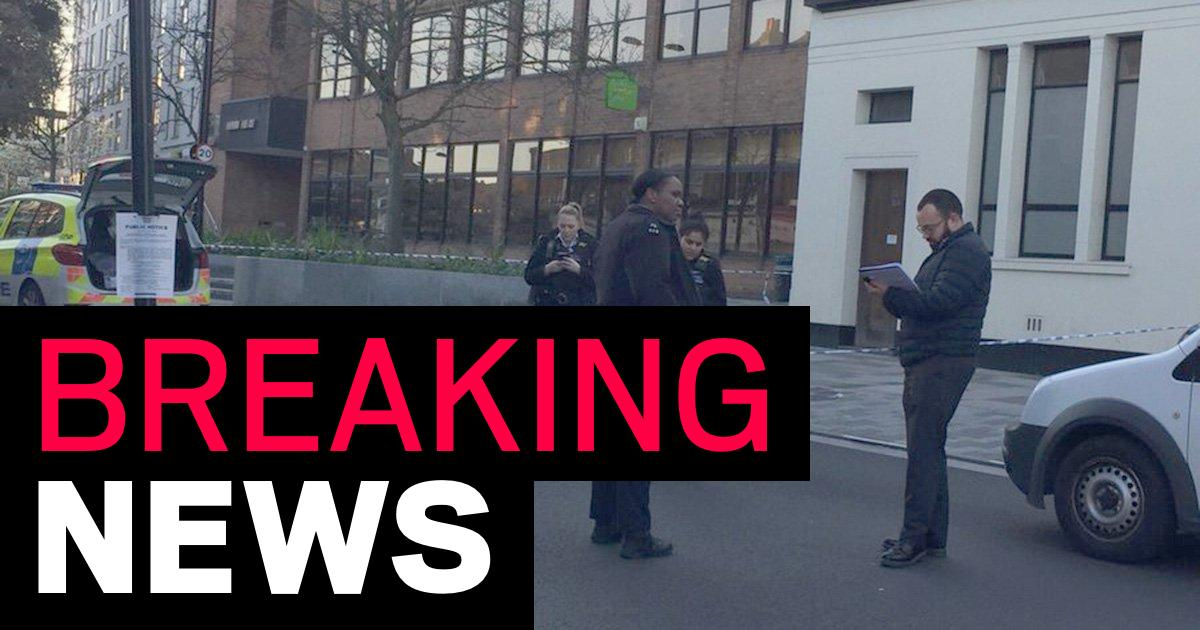 Boy, 15, fighting for life after being stabbed near Tube ...