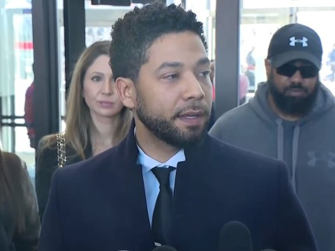 Jussie Smollett's statement in full as charges against Empire actor are dropped