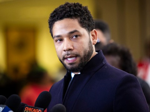 Empire star AzMarie Livingston 'looking forward' to seeing Jussie Smollett 'back' on the show