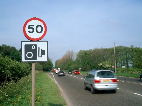 All new cars to be fitted with technology to stop drivers going over speed limit