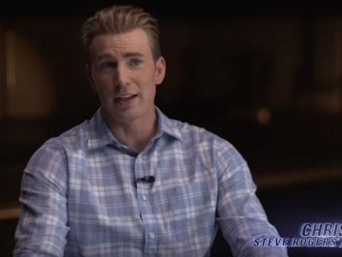 Captain America star Chris Evans describes Avengers: Endgame as a 'losing battle' in new teaser