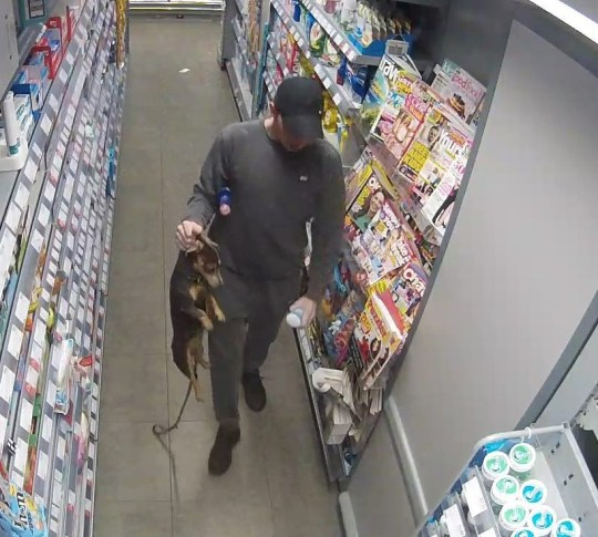 The RSPCA is investigating after CCTV footage came to light of a customer dragging a dachshund around a shop and holding him up by his neck. Inspector Jemima Cooper has launched an investigation after the footage revealed the man carrying the black and tan dachshund-terrier type dog around the Essex shop by his neck. The CCTV was filmed between midday and 12.30pm on 15 February at the Co-Op in Turpin Avenue, Romford. Inspector Cooper said: ???We were contacted by another customer in the shop who was concerned by the man???s treatment of the dog so I visited and spoke to staff who reviewed the CCTV and found this upsetting footage. ???The little dog doesn???t seem to want to go into the shop but is dragged in and along the aisles. While the man is casually perusing the shelves he grabs the dog by his neck and picks him up before carrying him around the store as he continues his shopping. ???This is no way to handle or carry a dog and could be extremely painful and uncomfortable for the dog.??? Anyone who recognises the man or the dog should contact the RSPCA???s appeal line by calling 0300 123 8018 and leaving a message for Inspector Cooper. She added: ???I???m really keen to speak to this man and would ask that anyone who knows him or saw what happened on the day to get in touch.??? The man was dressed in a black baseball cap, black trainers with a grey sweatshirt and grey jogging bottoms on. To help the RSPCA continue investigating animal cruelty and rescuing animals from abuse and neglect, please donate by visiting www.rspca.org.uk/give. Ends Notes to editors ??? Photos and video can be downloaded here: https://spaces.hightail.com/receive/EwH5YFRui9. RSPCA, Wilberforce Way, Southwater, Horsham, West Sussex RH13 9RS Press office direct lines: 0300 123 0244/0288 Fax: 0303 123 0099 Duty press officer (evenings and weekends) Tel 07825 158490 Email: press@rspca.org.uk Website: www.rspca.org.uk EU law recognises animals as sent
