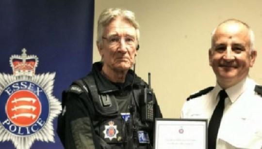 Special Constable Keith Smith Credit: Essex Police