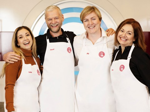 MasterChef's first ever all-female final as Delia, Irini and Jilly sail through