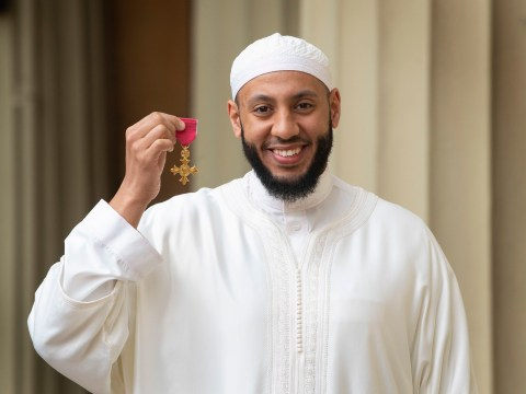 Hero imam who prevented 'mob rule' after Finsbury Park terror attack gets OBE