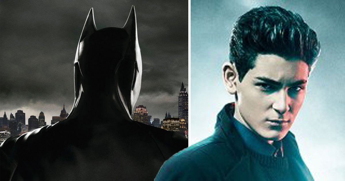 'The Dark Knight is upon us' Gotham's final season teases the arrival of Batman