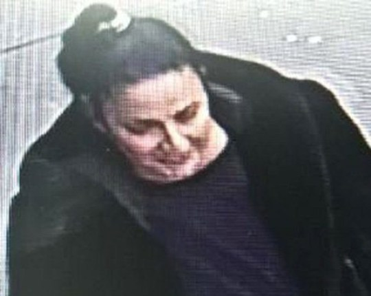 Woman wanted for slapping seven-year-old girl she didn't know Picture: @MetroRadioNews METROGRAB https://twitter.com/MetroRadioNews/status/1111652824117592066