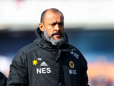 Wolves boss Nuno Espirito Santo responds to Chelsea link